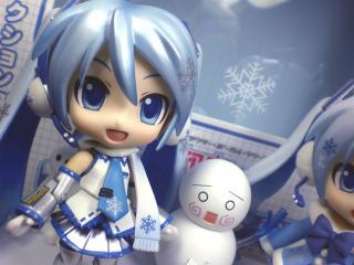 雪ミク2012 5