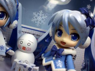 雪ミク2012 4