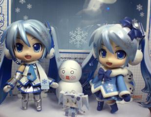 雪ミク2012 3