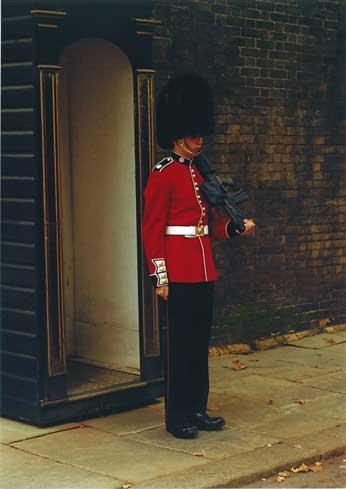 イギリス近衛兵