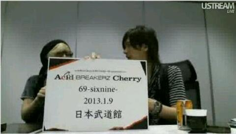 Acid BREAKERZ Cherry 69-sixnine-12