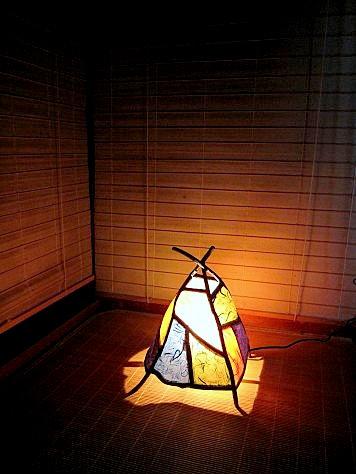 和紙灯り 040