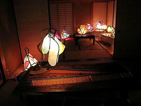 和紙灯り 019-001
