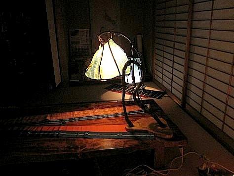 和紙灯り 028-001