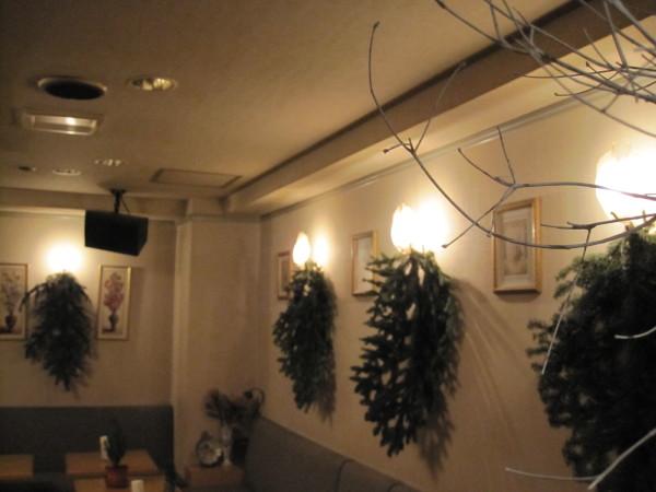 ヴィラージュ クリスマスの装い2