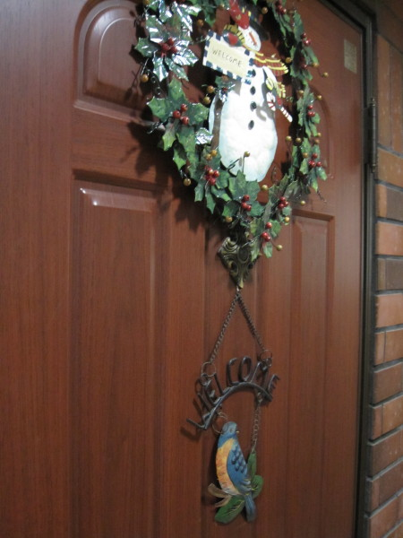ヴィラージュ クリスマスの装い1