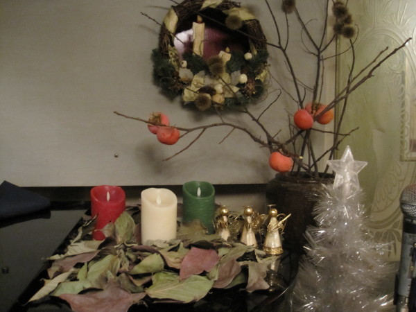 ヴィラージュ クリスマスの装い3