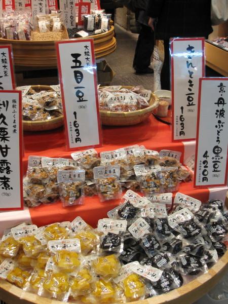 豆の種類も豊富