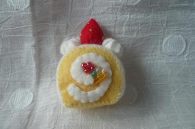ミニロールケーキ1