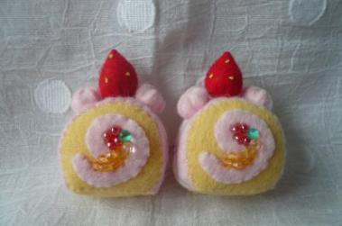 ミニロールケーキ2