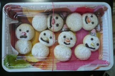 幼稚園クリスマス会2