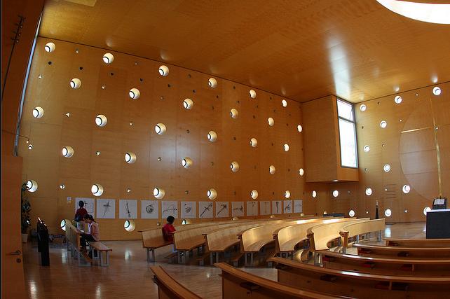 Donau City Church1