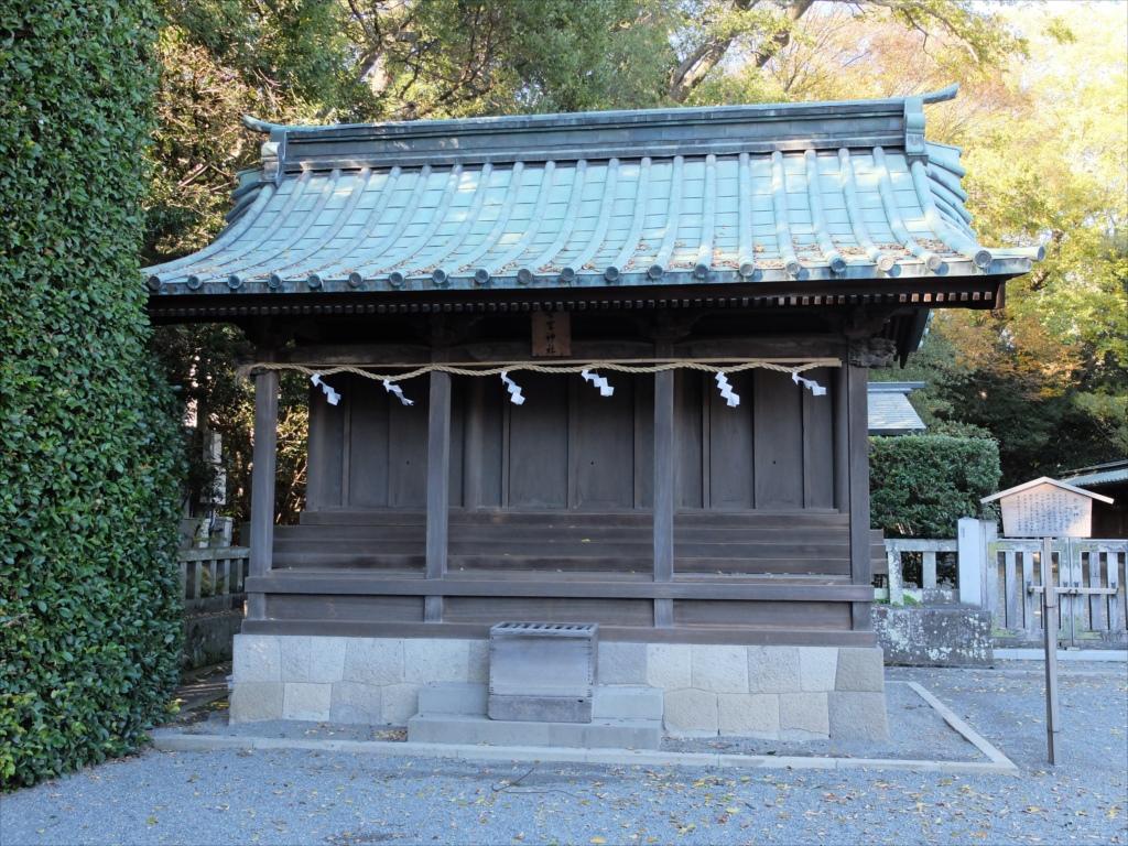 摂社・若宮神社