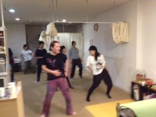 ダンスレッスン3
