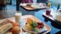 131229宿での朝食