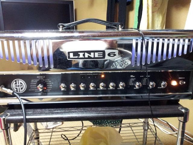 LINE6 HD147