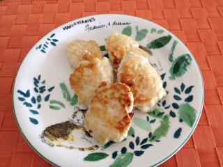 豆腐のふわふわチキンナゲット