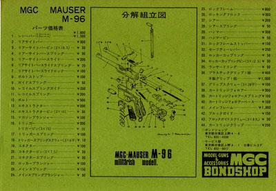 m96取説