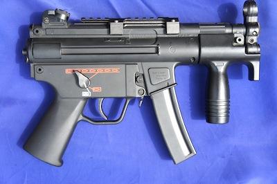 マルイMP5K3