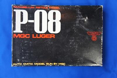 MGCルガー4インチ4