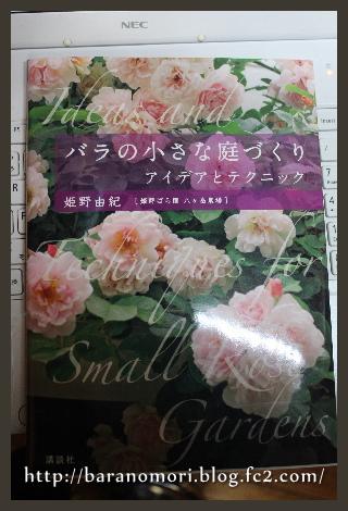 バラの小さな庭づくり 姫野由紀