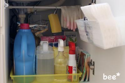 洗面下の収納