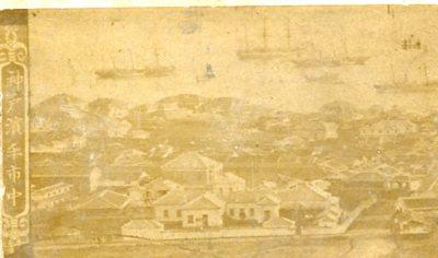 明治30年代の神戸港