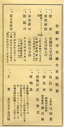 豊郷村役場新築落成記念6
