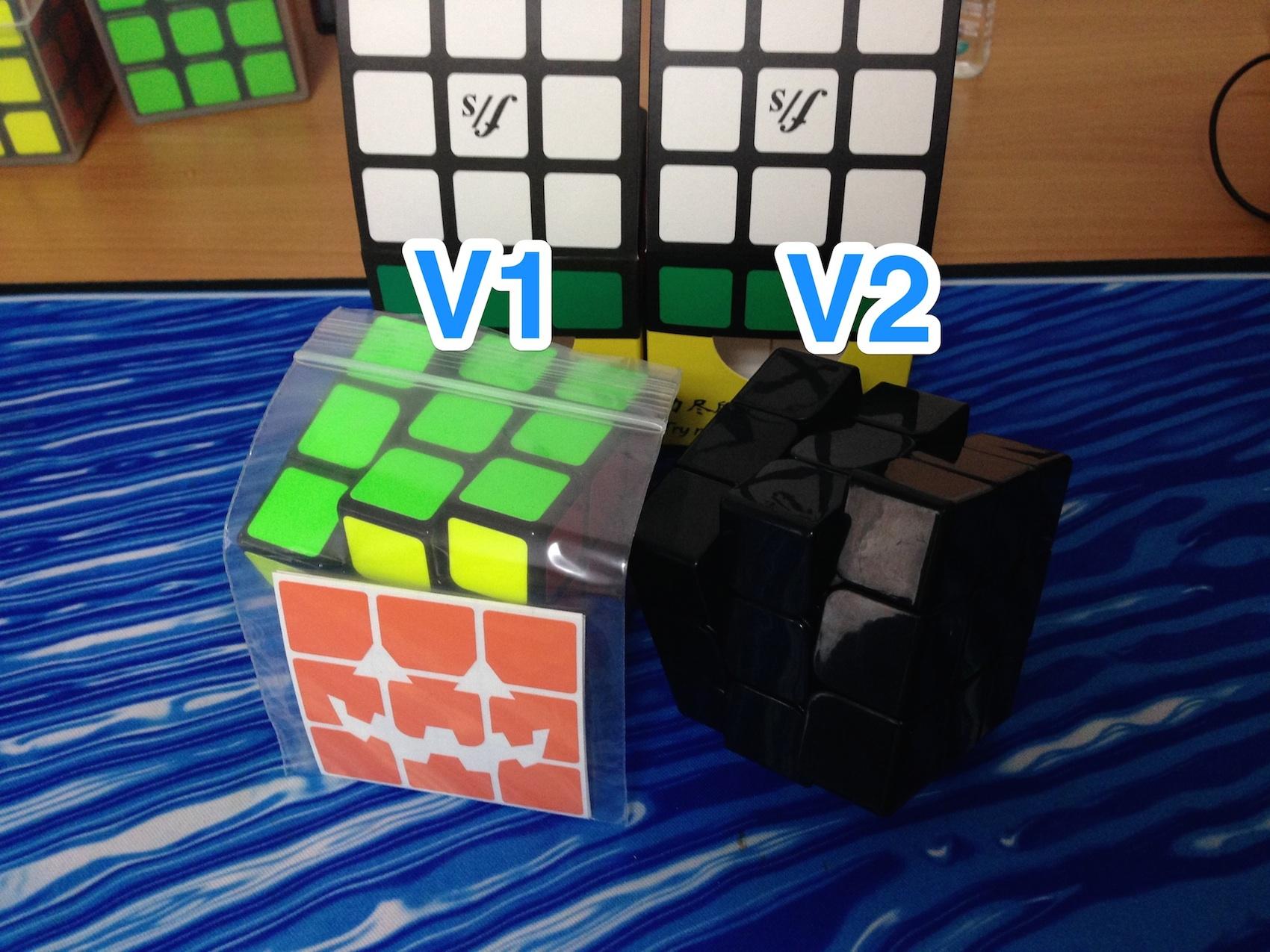 ShuangRen V1,2
