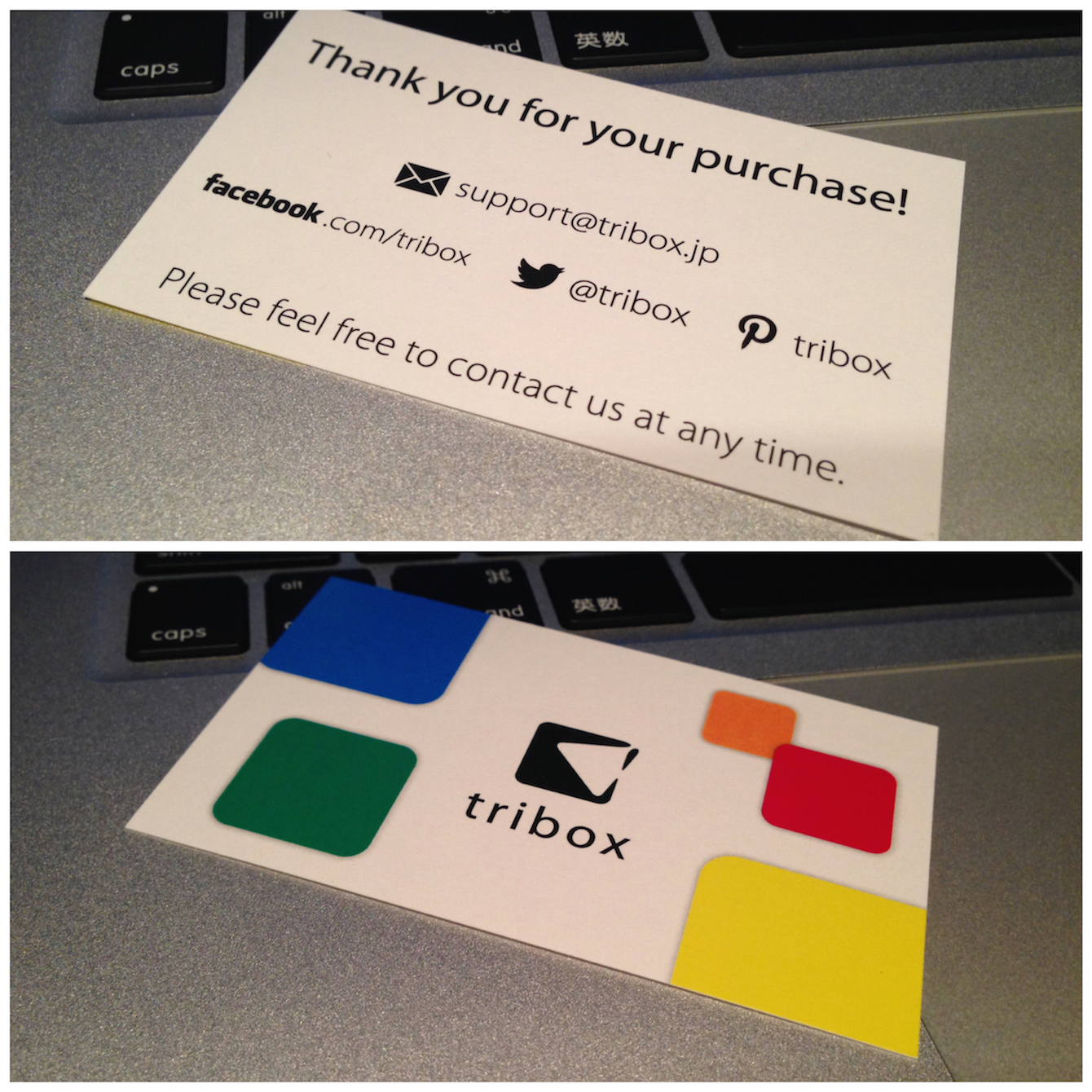 tribox Card