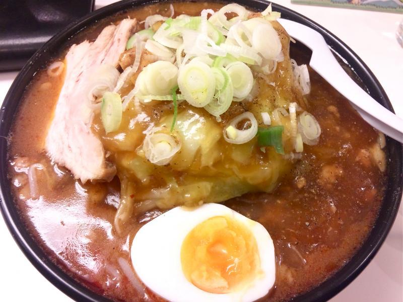 満帆太田店 麻婆ごじ麺