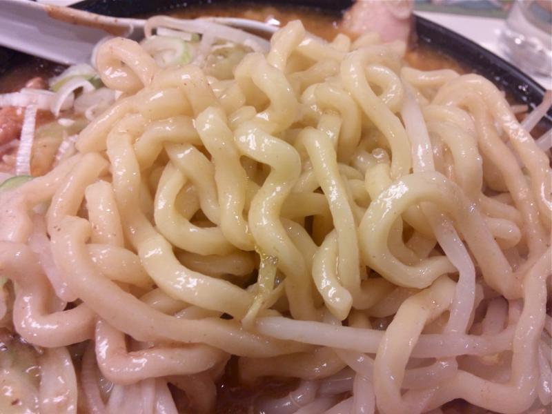 満帆太田店 麺