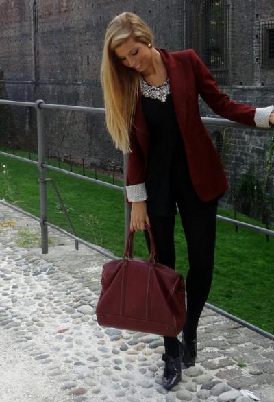bzara-maroon-purificacion-garcia-blazers~look-main