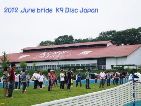 K9 DISK 大会
