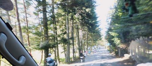 富士マラソンコース