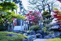 史跡小簾紅園(おずこうえん)