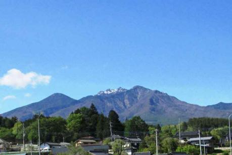 八ヶ岳連山2
