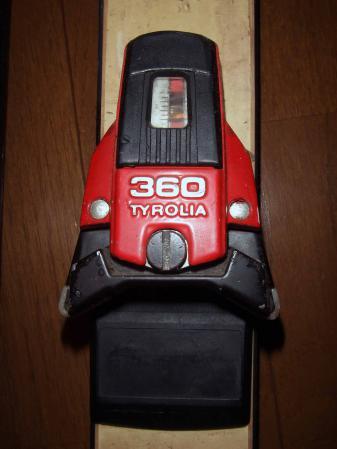 TYROLIA 360RD