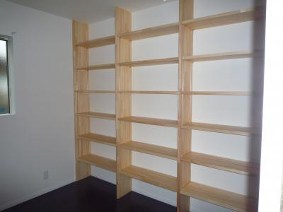 書棚mさま