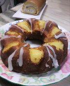 パインバターケーキ