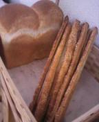 チーズスティック&山型食パン