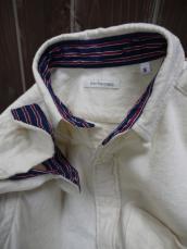 SFC スウェードボタンダウンL/Sシャツ