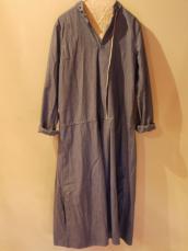 KAPITAL シャンブレーBDセルビッチドレス