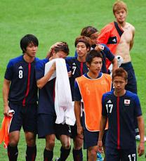 Uー23男子サッカー日本代表!!