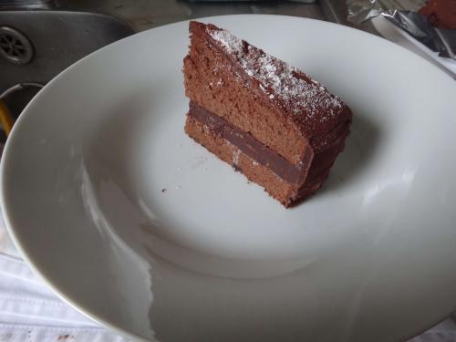 生チョコケーキ完成品01