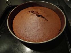生チョコケーキ10