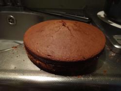 生チョコケーキ11
