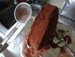 生チョコケーキ22