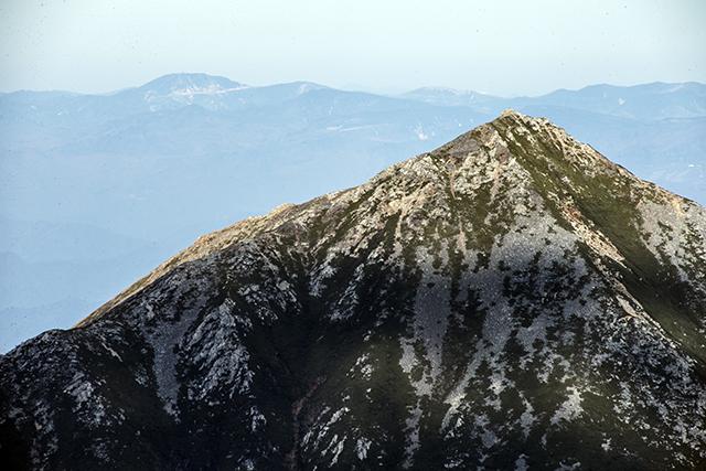 141025 常念と横手山