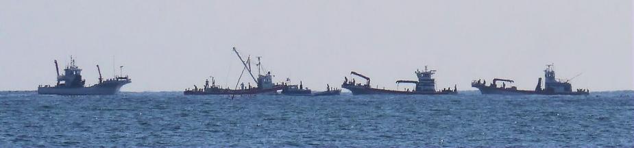 定置網漁 拡大